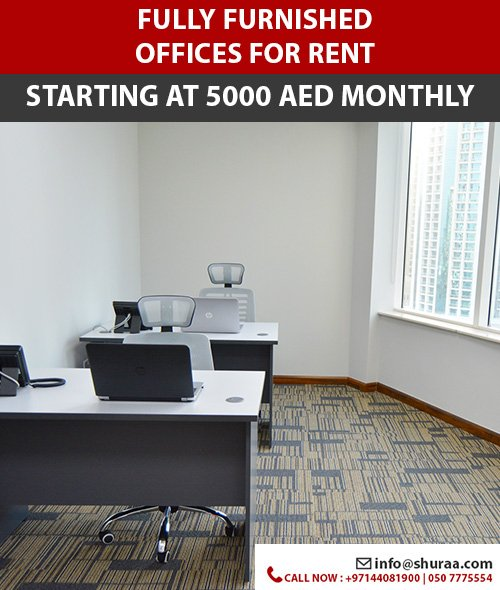 Office for Rent in Dubai 2