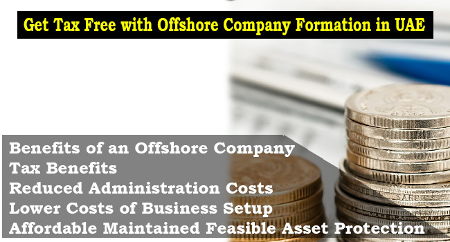 Get Tax Free with Offshore Company Formation in UAE