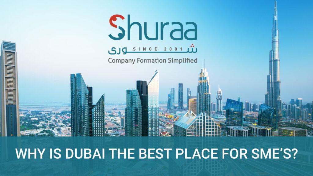SCOPE OF SME BUSINESS OPPORTUNITIES IN DUBAI UAE 2020