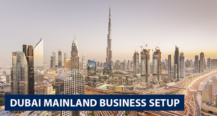 What is Dubai mainland business setup?