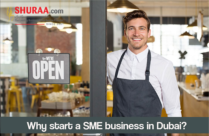 Why start an SME company in Dubai?