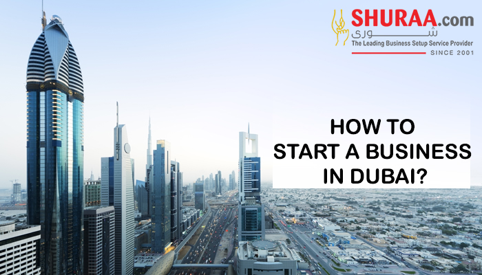 How to start a business in Dubai?
