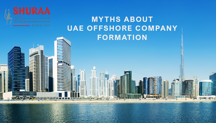 Myths about offshore company formation in the UAE