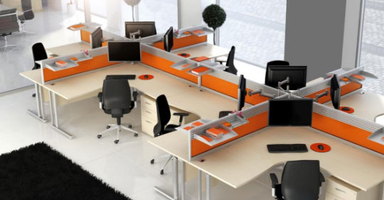 Flexi Desk provider in Dubai,UAE