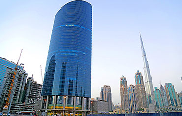 Prime Tower - Business Centers at Business Bay