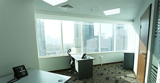 Rented Offices in Dubai,UAE