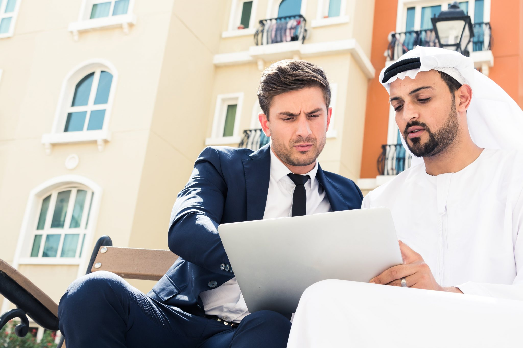 Change your business partner in Dubai for the better