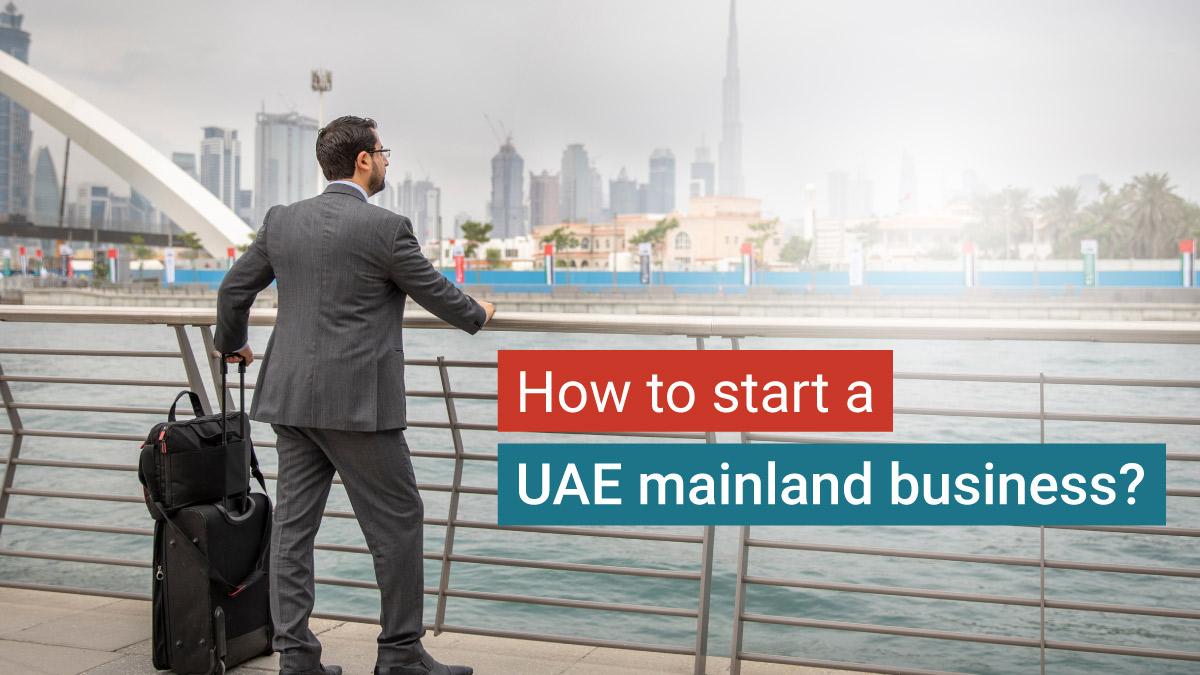 UAE mainland business setup