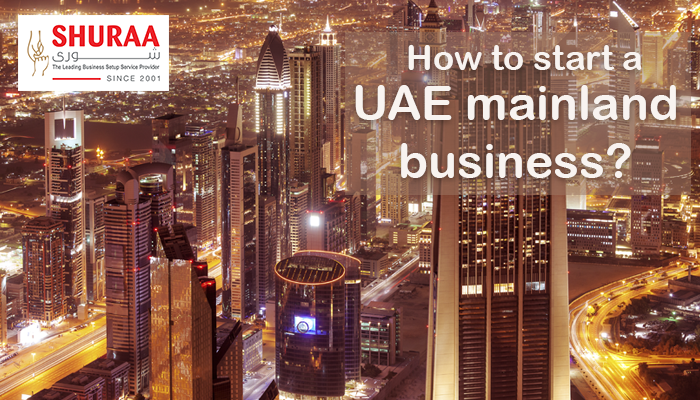 How to start a UAE mainland business?