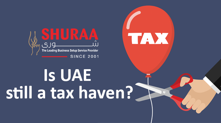 UAE The Tax Haven