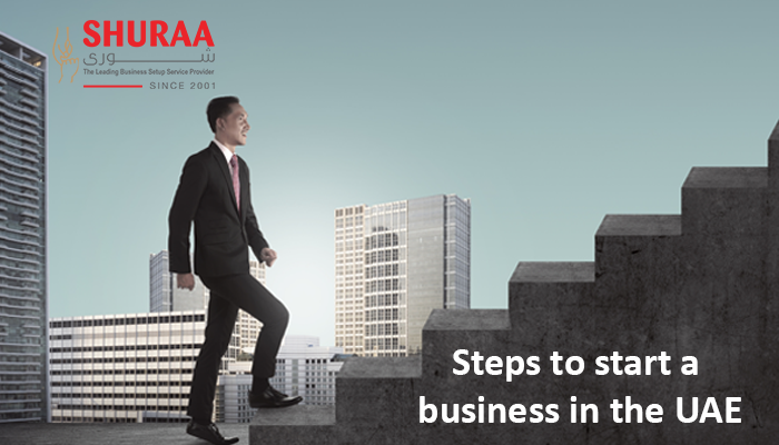 Steps to start a business in the United Arab Emirates