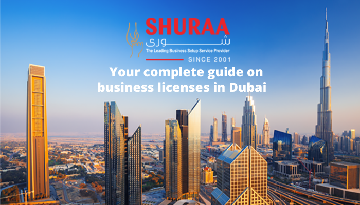 Complete guide on business licenses in Dubai