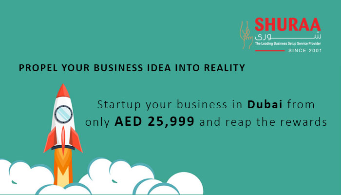 The best startup packages for company formation in Dubai