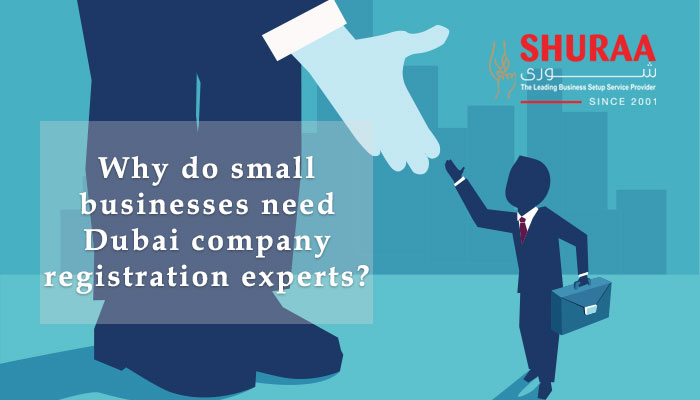 Find outwhy you need business registeration experts in Dubai