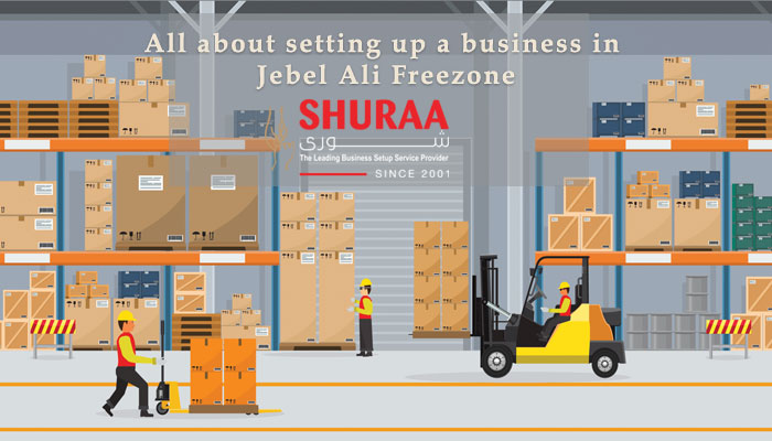 All about setting up a business in Jebel Ali Freezone