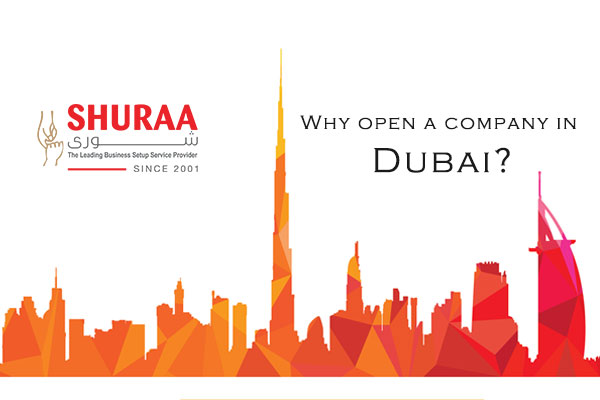 Why open a company in Dubai?