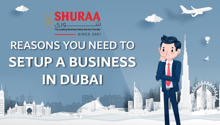 Reasons you need to setup a business in Dubai