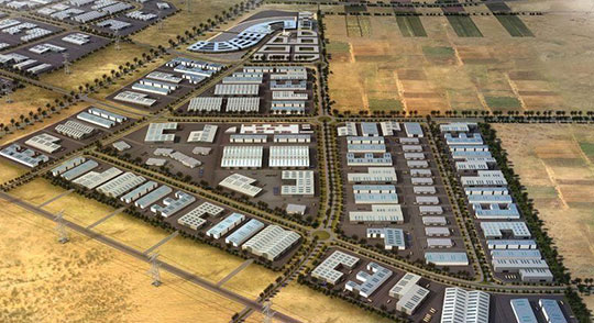 Khalifa Industrial Zone (KIZAD)
