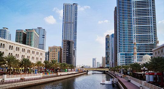 Sharjah Freezones