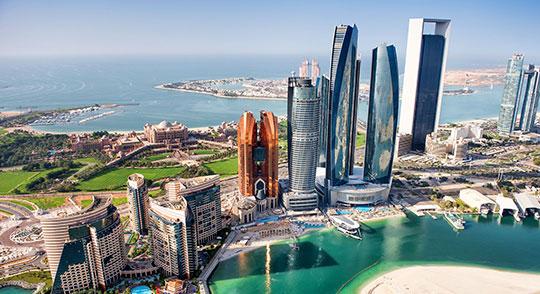 Abu Dhabi Mainland