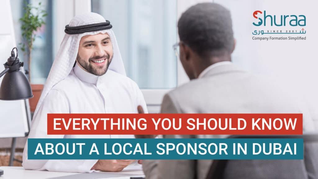 Local sponsor in Dubai