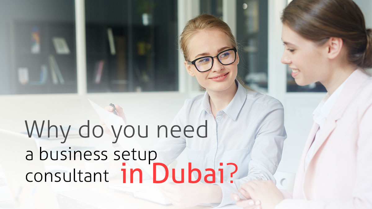 Why do you need a business setup consultant in Dubai?