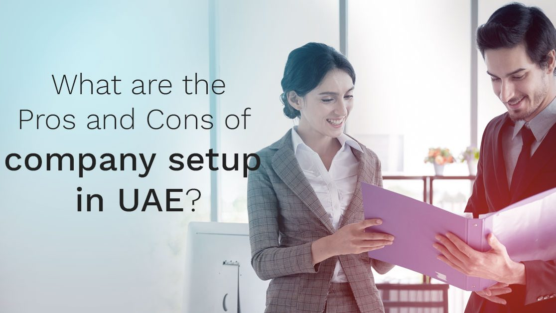What are the Pros and Cons of company setup in UAE?