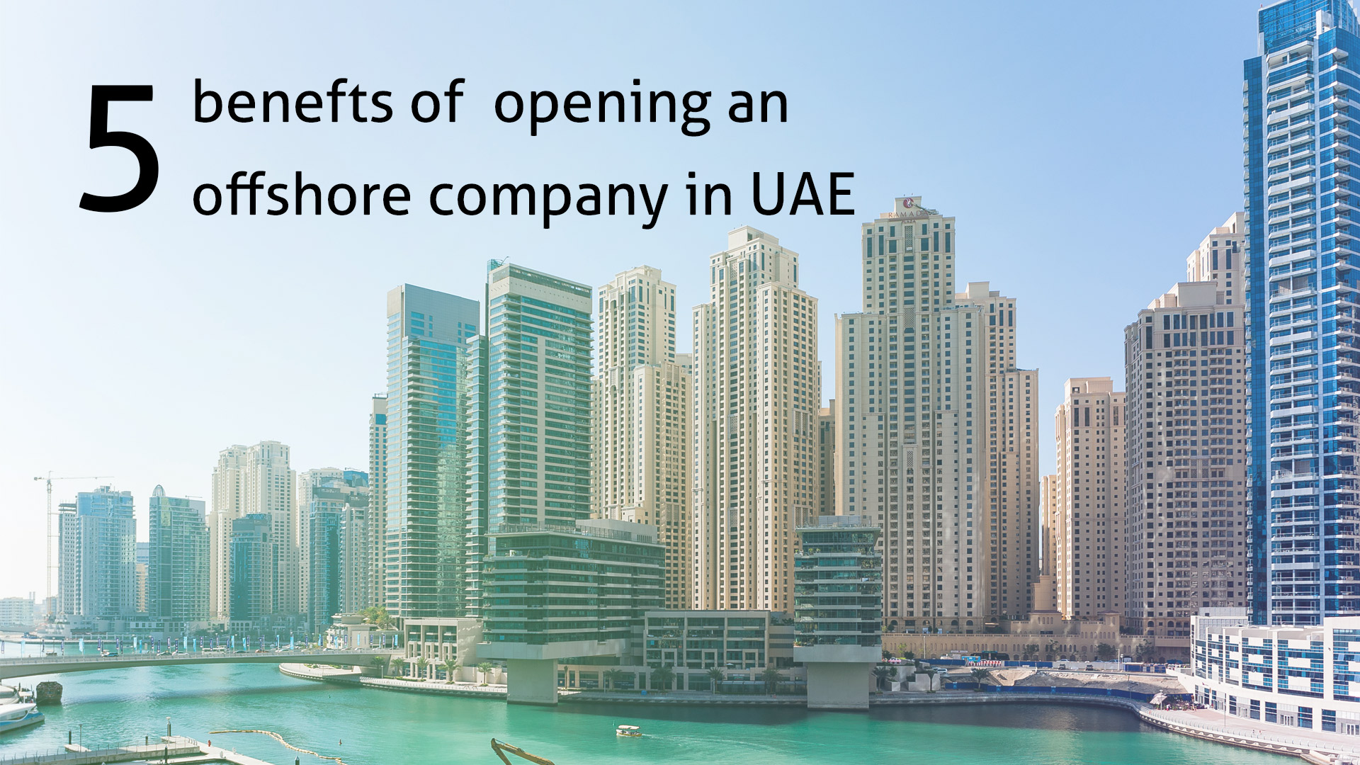 5 benefts of setting up an offshore company in UAE