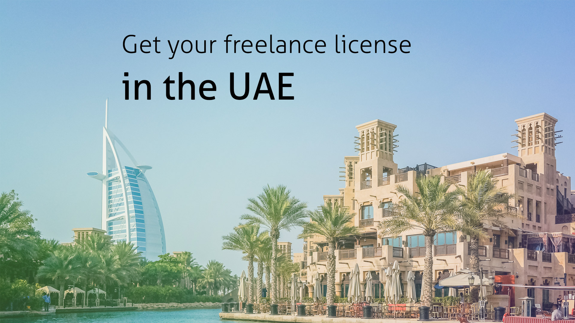 Get your freelance license in UAE