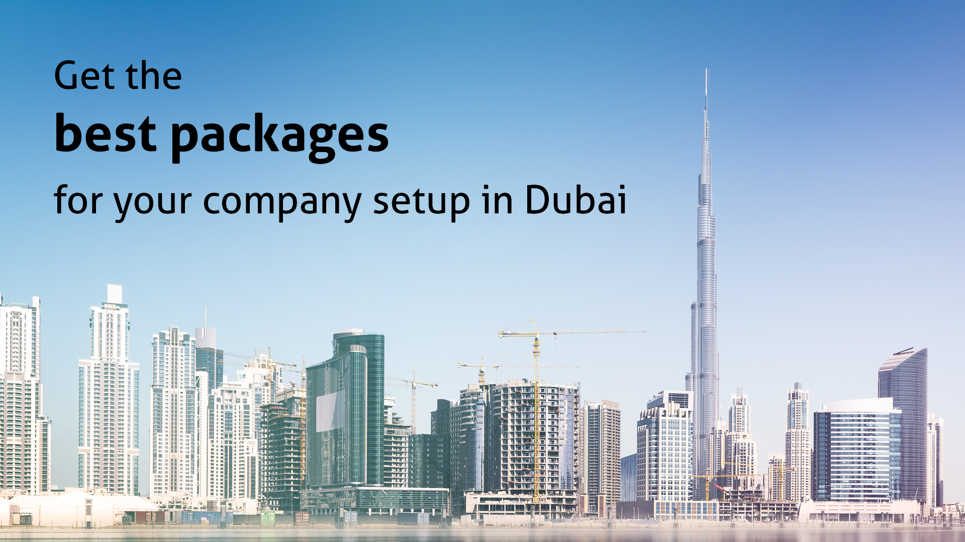 Get the best packages for your company setup in Dubai