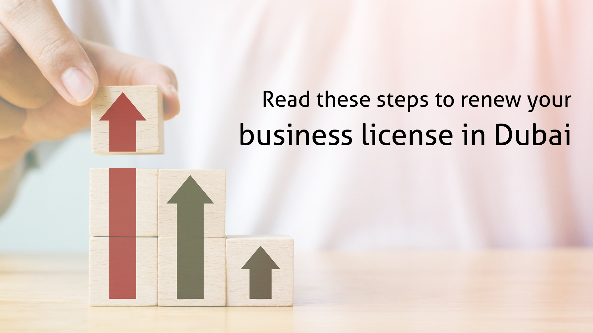 Read these steps to renew your business license in Dubai