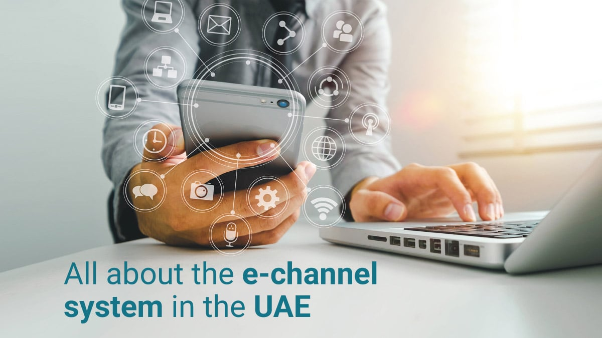 e-channel system
