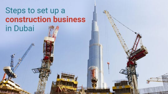 construction business in Dubai