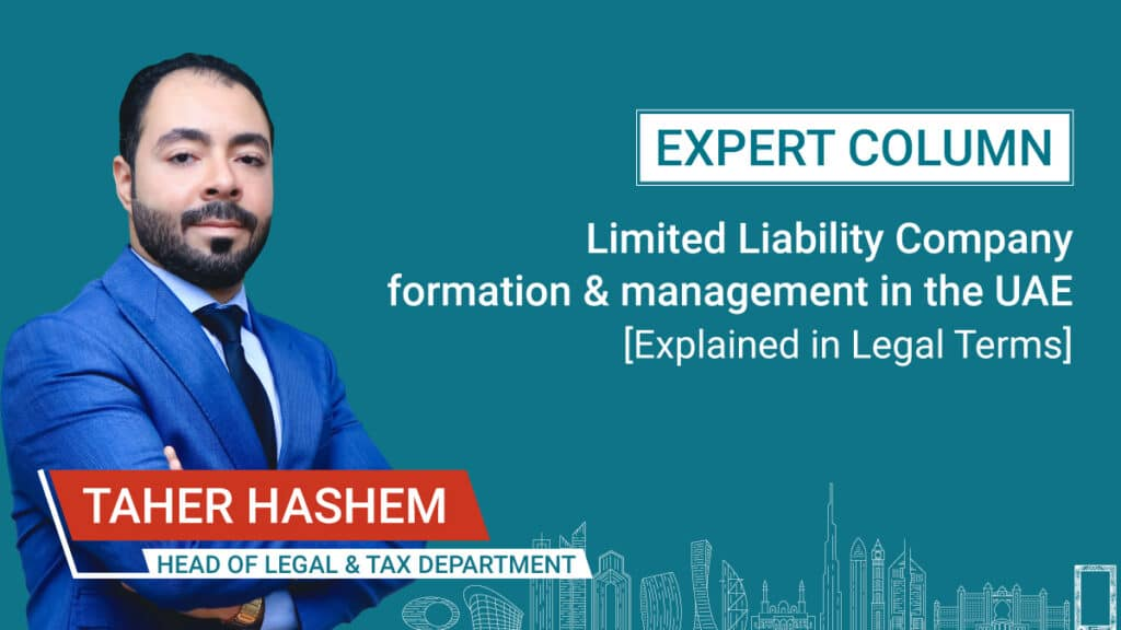 LLC management structure