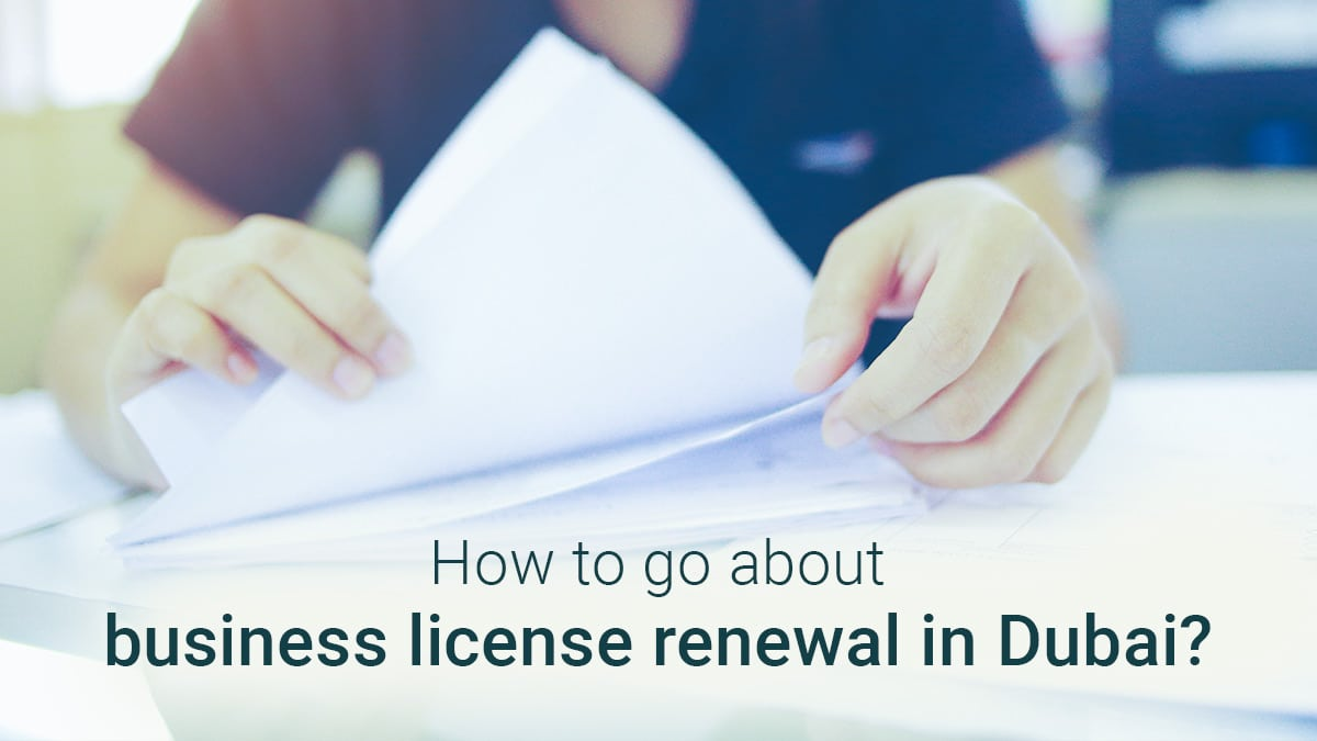 trade license renewal in dubai