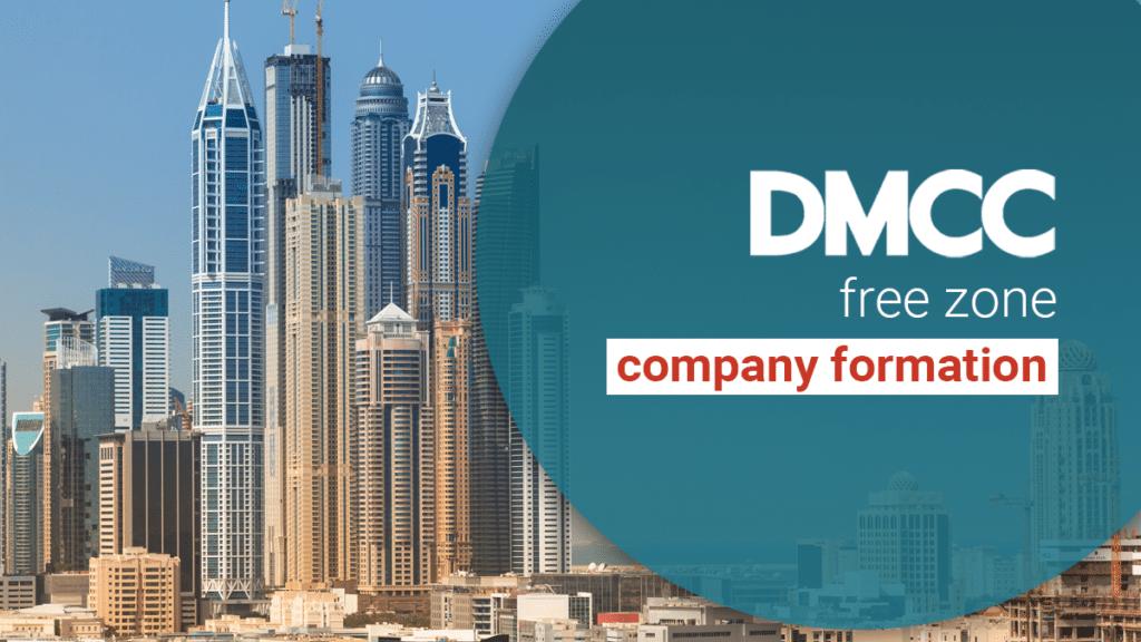 DMCC free zone company setup