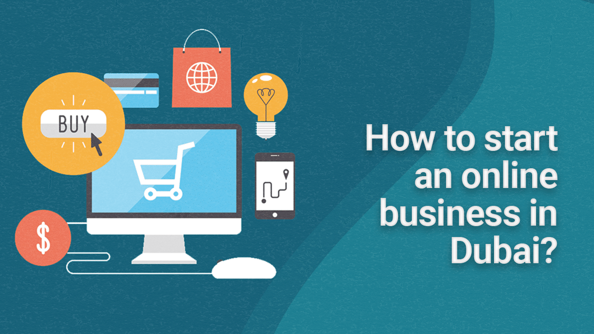 How to start an online business in Dubai?