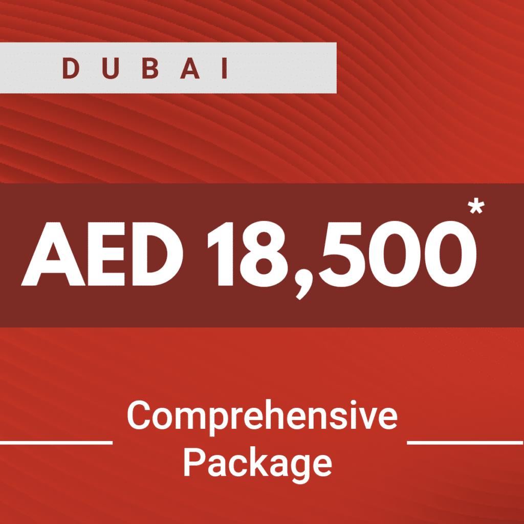 Dubai business setup - comprehensive package