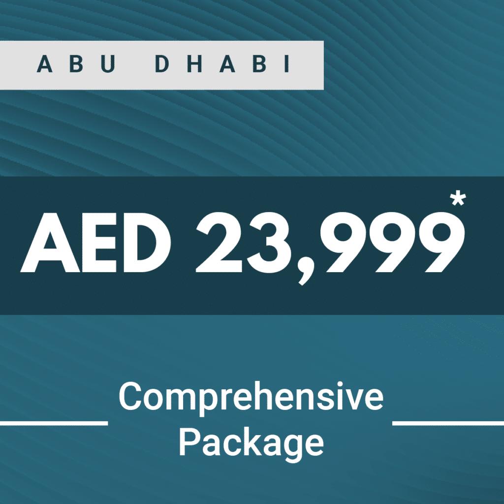 Abu Dhabi - Business setup package