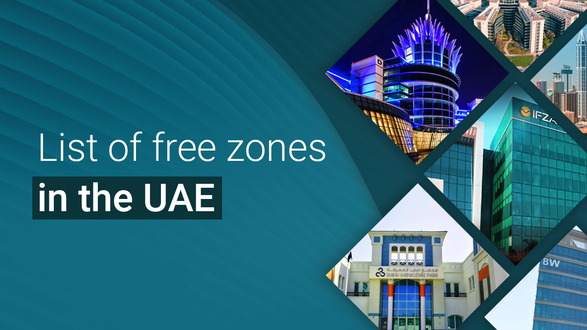 List-of-free-zones-in-the-UAE