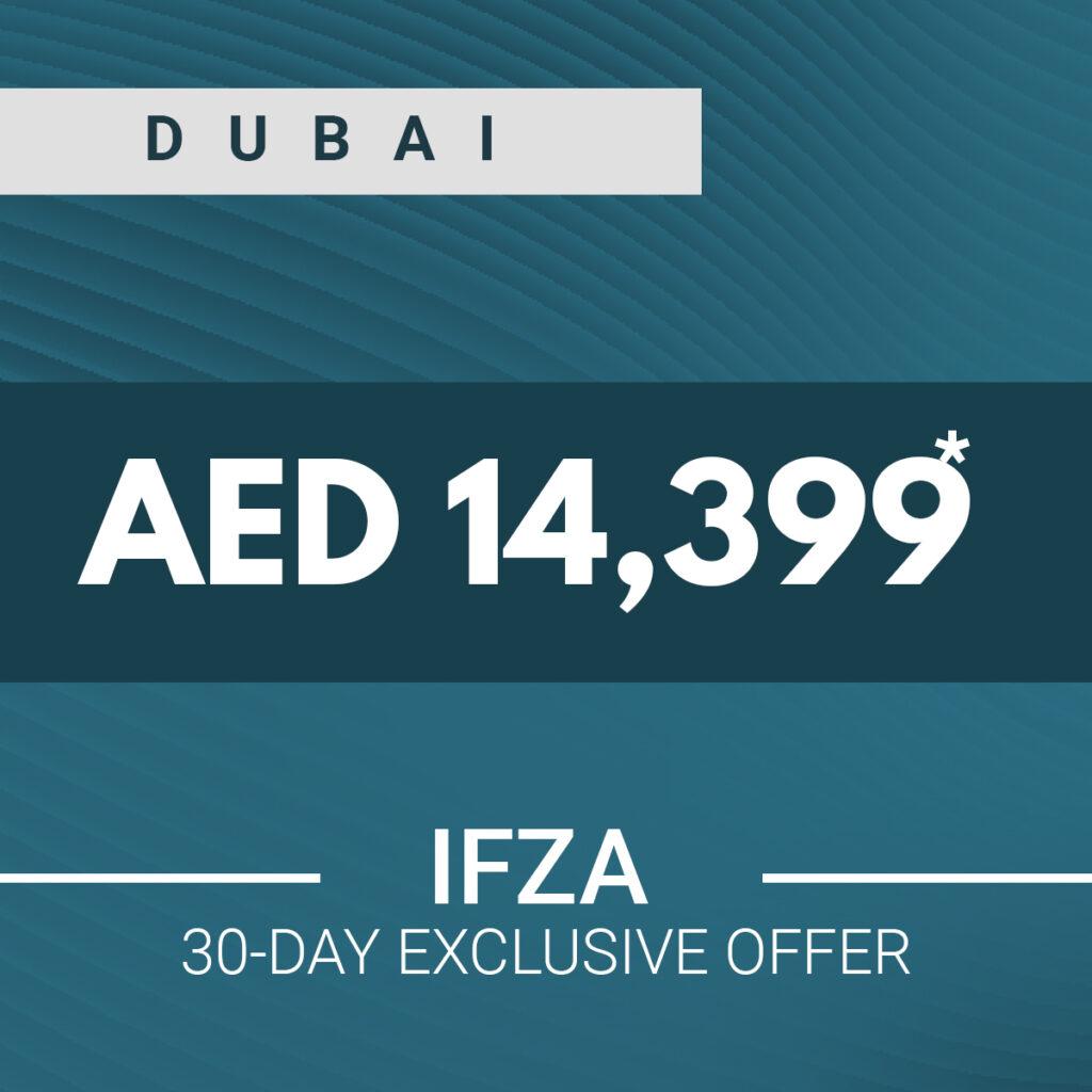 IFZA free zone business setup